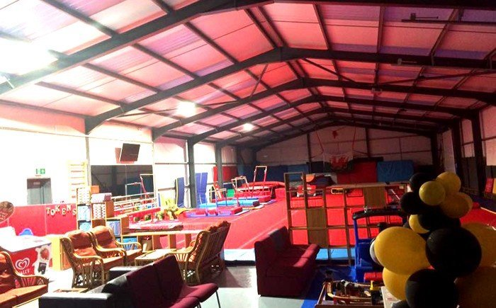 Clwyd House Gymnastics Academy in Denbigh
